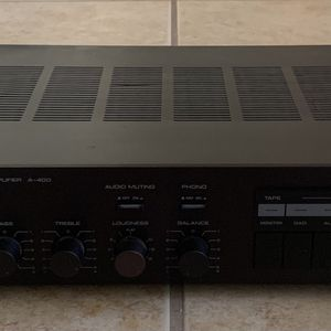Yamaha Natural Sound Stereo Amplifier A-400 for Sale in Scottsdale, AZ
