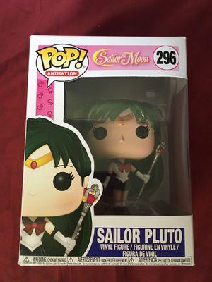 Sailor moon Pop figure Pluto for Sale in Fullerton, CA