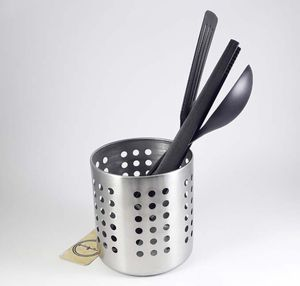 Ikea Stainless Steel Kitchen caddy utensil holder organizer for Sale in Chelsea, MA