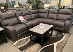 Reclining sectional. No credit needed. $54 down! for Sale in Tukwila, WA