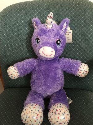 Build a bear unicorn 🦄 for Sale in Lakewood, WA