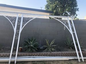 Metal shed for yard 12x 12 THIS I NOT THE PICTURE for Sale in Long Beach, CA