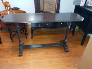 Old antique buffet table old for Sale in St. Louis, MO