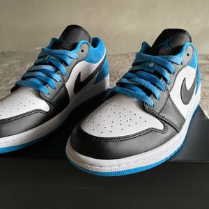 Air Jordan 1 Low Laser Blue for Sale in Bell Gardens, CA