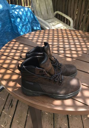 Sz 10 steel toe Wolverine work boots for Sale in Greensburg, PA