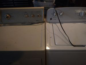 Washer & dryer for Sale in Modesto, CA