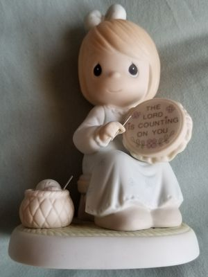 Precious Moments #531707 The Lord is Counting on You for Sale in Denver, CO