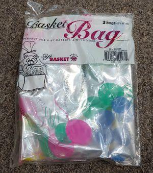 "2 Basket Bags 22""×30"" for Sale in Glen Raven, NC"