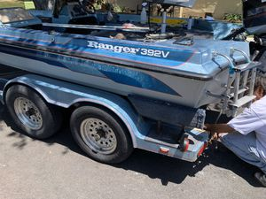1993 Ranger bass boat for Sale in Burbank, CA