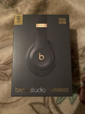 Beats Studio Wireless 3 - Special Edition for Sale in Portage, IN