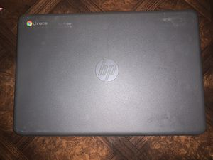 Hp chrome laptop for Sale in High Point, NC
