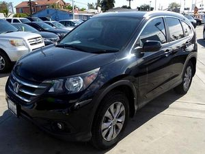 2013 Honda CRV EXL 2WD 5-Speed AT 137k for Sale in South Gate, CA