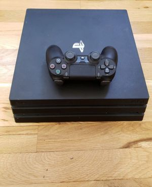 PS4 pro for Sale in Culver City, CA
