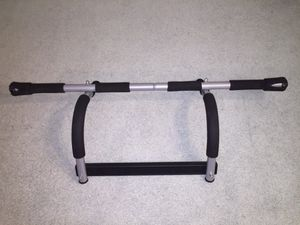 Iron Gym pull up bar for Sale in Framingham, MA