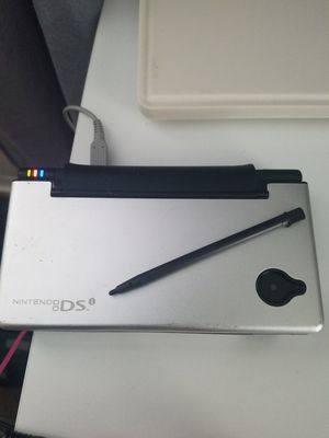 Nintendo Dsi Black with Gray cover $100 for Sale in East Hartford, CT