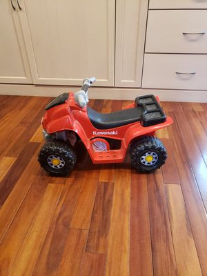 Battery powered four wheeler for Sale in Mechanicsville, MD