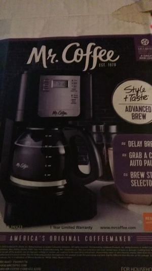 Mr. Coffee coffee maker for Sale in Columbus, OH