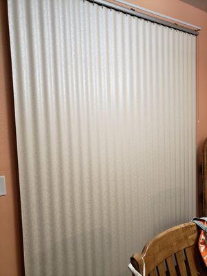Vertical Door Blinds for Sale in Denver, CO