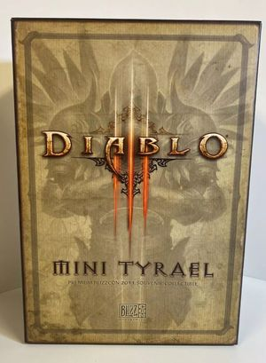 Sideshow Collectibles Mini Tyrael Statue for Sale in Los Angeles, CA