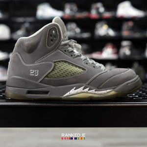 """81c5c95ae8e5bf PREOWNED AIR JORDAN 5 """"WOLD GREY"""" for Sale in Rancho Cucamonga"""