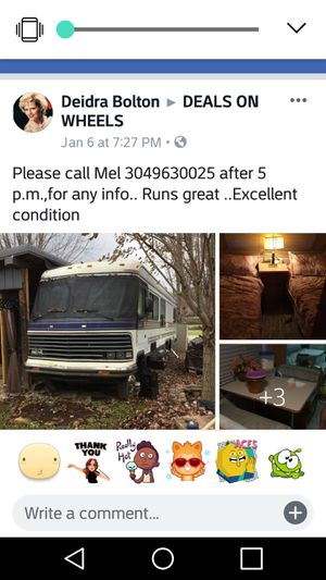 1989 rambler rv for Sale in Kenova, WV