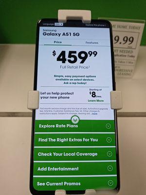 Samsung galaxy A51 5G for Sale in Paragould, AR