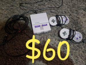 Mini super Nintendo for Sale in Fort Worth, TX