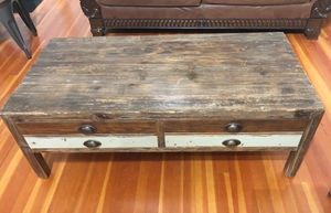 Coffee Table and 2 End Tables for Sale in Buckley, WA