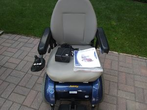 Pride Jazzy Power Mobility Chair for Sale in Traverse City, MI