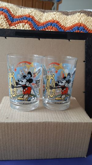 2002 Brand new McDonald's Walt Disney Collectables Glass $15 for Sale in Stockton, CA