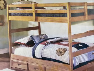 Twin Bunk Bed Mattress Sold Separately for Sale in Orlando,  FL