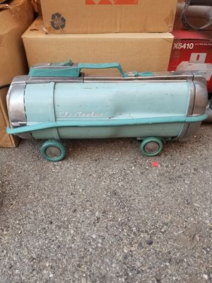 Vintage Electrolux vacuum cleaner with attachments for Sale in Temple City, CA