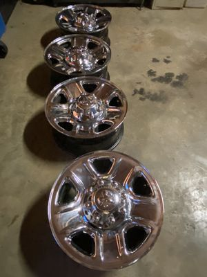 """Ram 2500 18"""" stock rims. for Sale in Rockwell, NC"""
