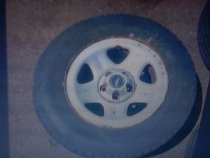 ..3 Stock Jeep Wheels for Sale in Watertown, MA