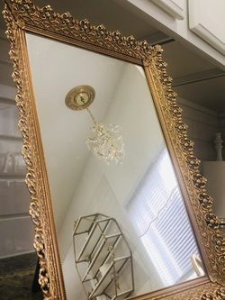 Vintage mirror tray for Sale in Gresham,  OR