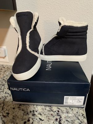 Brand new Nautica women's boots size 9 for Sale in New Port Richey, FL