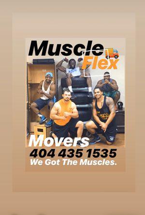 IG : MuscleFlexMovers for Sale in Atlanta, GA