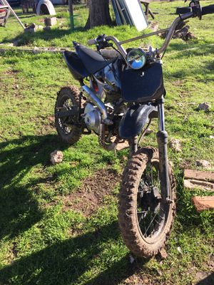 125cc dirt bike for Sale in Weatherford, TX