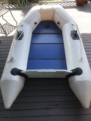 Inflatable Dingy-Zodiac for Sale in Seattle, WA