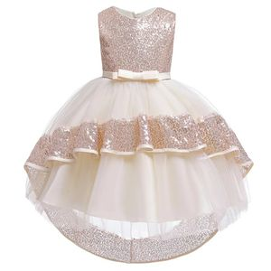 Gold wedding flower girl birthday dress for Sale in Mary Esther, FL