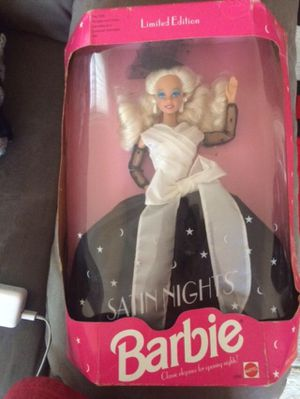 Satin nights Barbie doll for Sale in Belmont, MA
