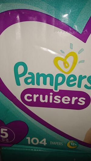 Pampers. If it's posted it's available for Sale in San Antonio, TX