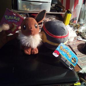 Pokemon - Luxury Ball & Eevee for Sale in Las Vegas, NV