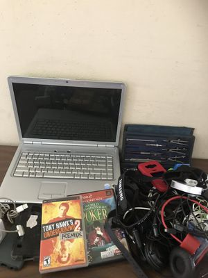 Electronic bundle laptop Works good for all $60 for Sale in Spring Valley, CA