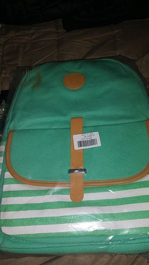 Leaper Canvas Backpack w/ laptop compartment for Sale in Los Angeles, CA