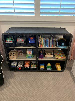 Restoration Hardware book shelf for Sale in Yorba Linda, CA