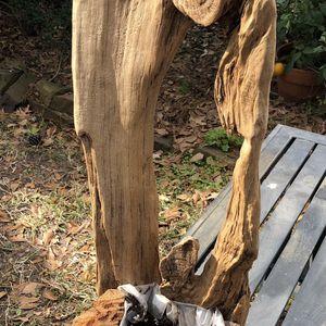 driftwood custom made flower pot / decor for Sale in Spring, TX