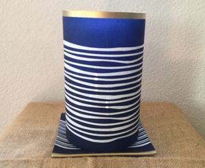 Candle Holder w/Plate - Brand New! for Sale in Las Vegas, NV