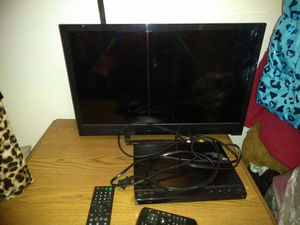 "Vizio 19"" tv & Sony DVD player set for Sale in Phoenix, AZ"
