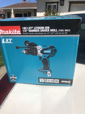 Hammer drill. for Sale in San Jose, CA